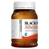 Viên uống bổ sung Canxi Magie Blackmores Total Calcium & Magnesium + D3 200 viên