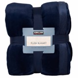 Chăn lông cao cấp KirkLand Plush Blanket size Queen 248 x 233cm