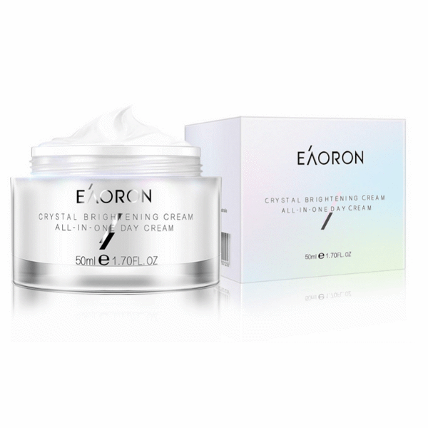 Kem Dưỡng Trắng Da EAORON Crystal Brightening Cream All-in-One 50ml