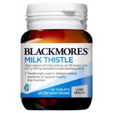Giải Độc Gan Blackmores Milk Thistle 42 viên