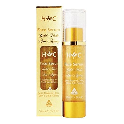 Serum Dưỡng Da Chống Lão Hóa Healthy Care Anti Ageing Gold Flake Face Serum 50ml