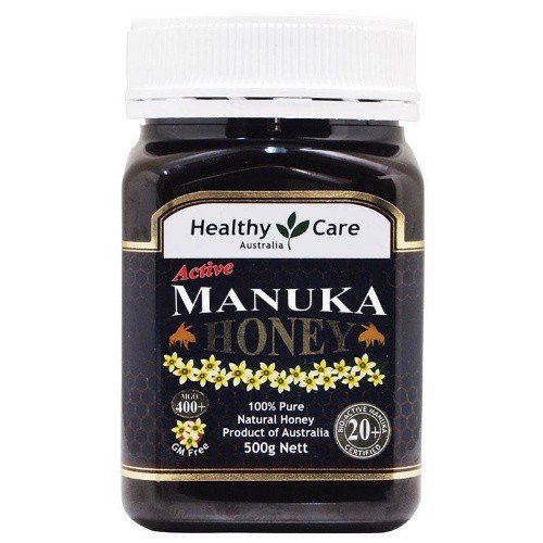 Mật ong Healthy Care Manuka Honey MGO 400+ 500g