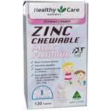 Bổ sung kẽm Zinc Healthy Care 120 viên