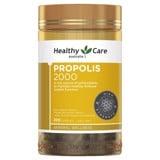 Keo ong Healthy Care Propolis 2000mg 200 viên tăng cường hệ miễn dịch