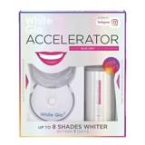 Máy Làm Trắng Răng White Glo White Accelerator Blue Light Teeth Whitening System