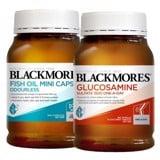 Combo Hỗ Trợ Sức Khoẻ Xương Khớp Toàn Diện Glucosamine + Fish Oil