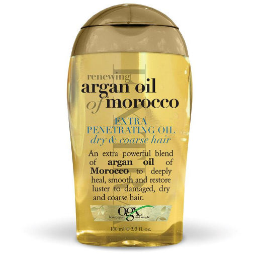 Tinh dầu dưỡng tóc Organix Renewing Moroccan Argan Oil Extra Strength Penetrating Oil 100ml