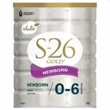 Sữa S26 Gold Newborn Úc số 1 (900g) cho trẻ từ 0-6 tháng tuổi