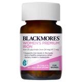 Sắt cho bà bầu Blackmores Pregnancy Iron 30 viên