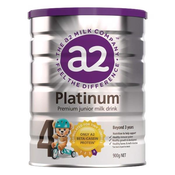 Sữa A2 Platinum Số 4 dành cho trẻ trên 3 tuổi