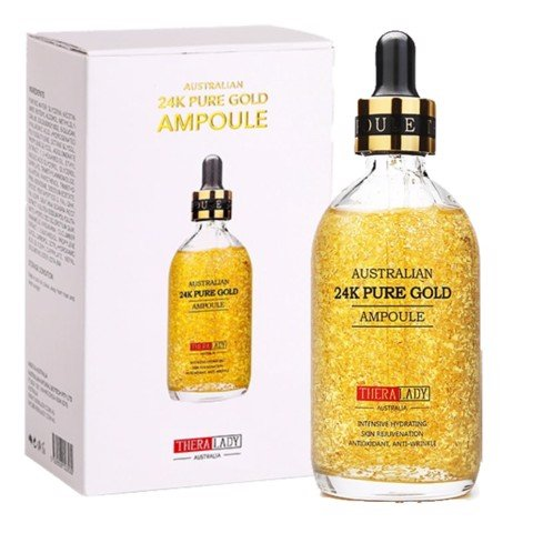 Serum tinh chất vàng 24K Thera Lady Pure Gold Ampoule 100ml