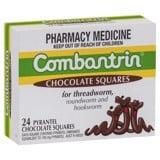 Thuốc tẩy giun Combantrin của Úc vị Socola 24 thanh
