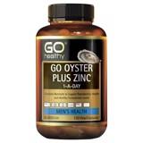 Tinh chất hàu Go Healthy Go Oyster Plus Zinc 120 viên