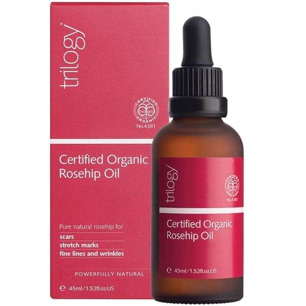 Tinh dầu tầm xuân Trilogy Certified Organic Rosehip Oil 45ml