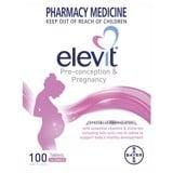 Vitamin tổng hợp cho bà bầu của Úc - Elevit 100 viên