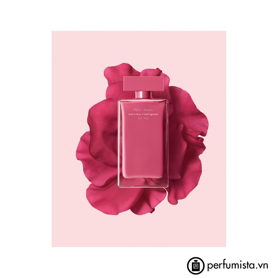 Nước Hoa Nữ Fleur Musc For Her Của Hang Narciso Rodriguez