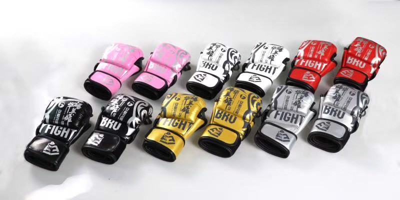 Găng MMA Sparring - MMA Sparring Gloves FightBro