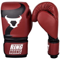 GĂNG BOXING RINGHORNS CHARGER - RED/BLACK