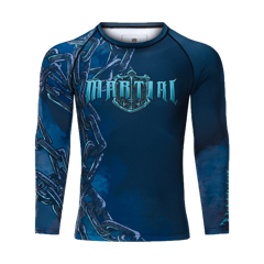 ÁO TẬP MMA MARTIAL BREAK THE CHAIN - BREAK THE CHAIN MMA RASHGUARD