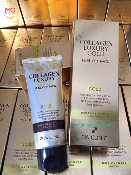 Mặt nạ Collagen Luxury Gold Peel off Mask