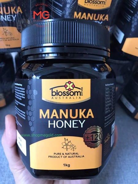 Mật ong Manuka Honey 120+