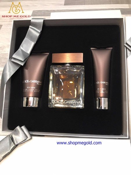Gift set nước hoa DOLCE & GABBANA THE ONE