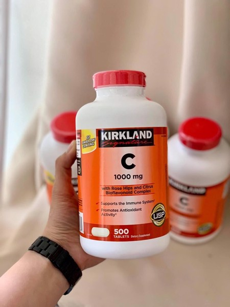 Vitamin C 1000mg (KIRKLAND Signature)