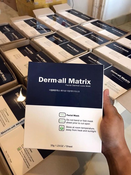 Derm - all Matrix Mask