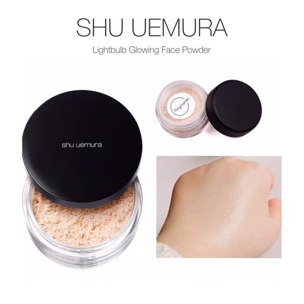 Phấn phủ dạng bột Shu The Lightbulb Loose Powder