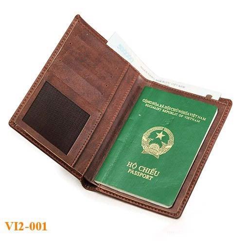 Túi đựng hộ chiếu cầm tay