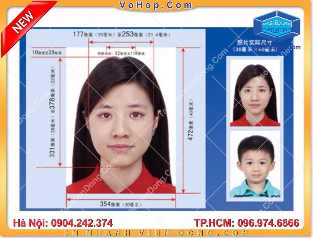 Chụp ảnh visa Hà Nội
