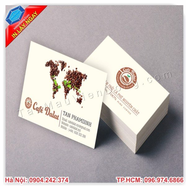 In Name Card Nhanh Rẻ
