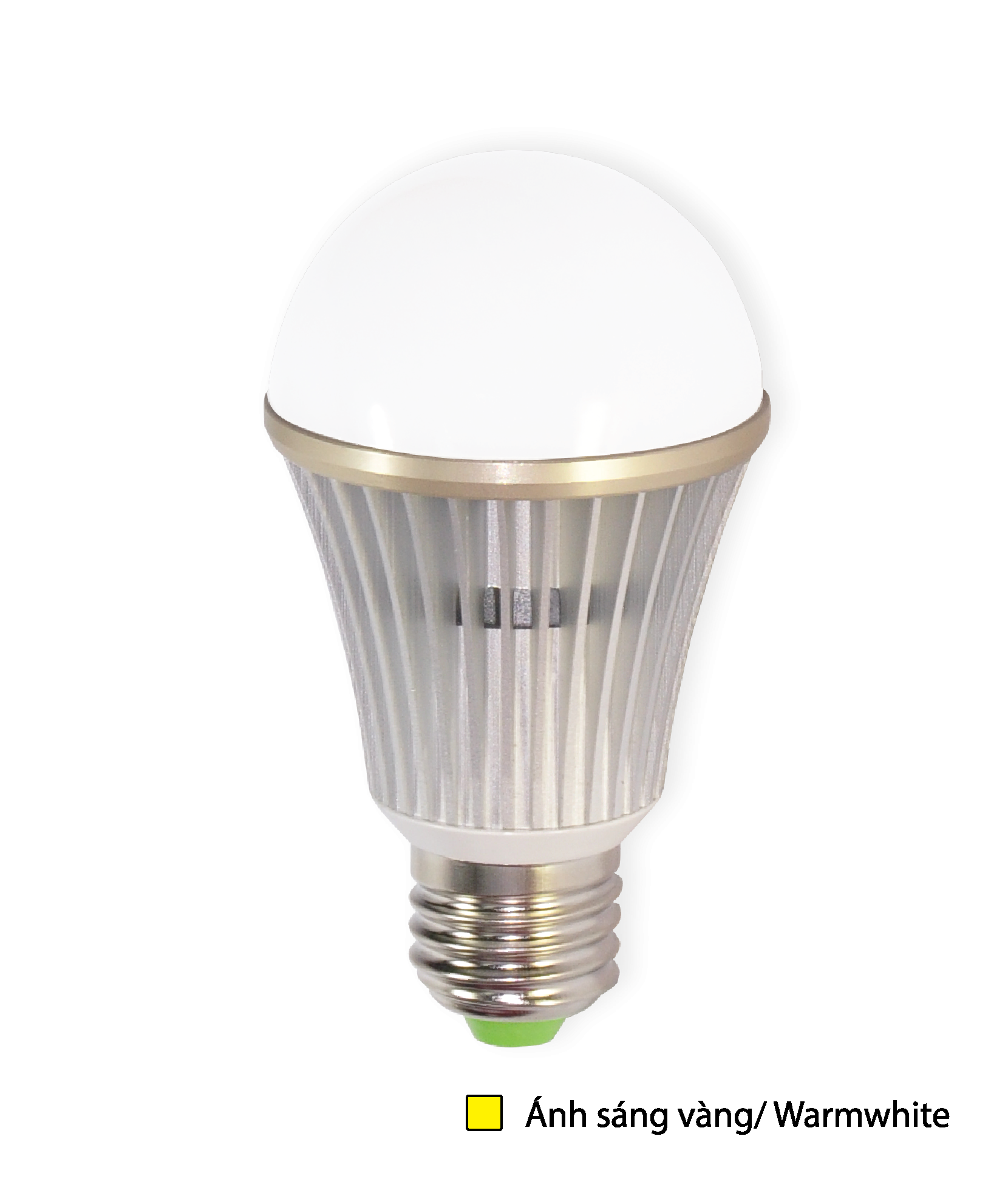 LED Bulb 5W warmwhite LEDBU02 05727-123456789