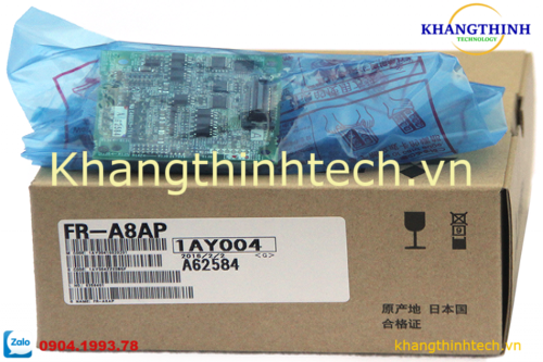 FR-A8CN04 | Panel through attachment FR-A8CN | BIẾN TẦN MITSUBISHI
