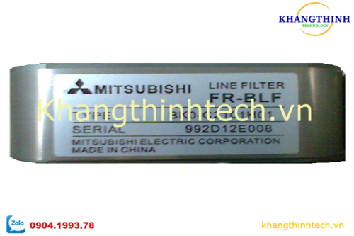 FR-BMF -H15K | Surge voltage suppression filter | BIẾN TẦN MITSUBISHI