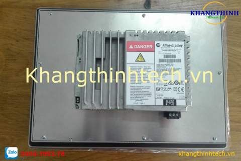 2711P-T12W22D9P | PANELVIEW PLUS 7 12 INCH