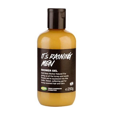 Gel Tắm Lush | It's Raining Men | 250gr
