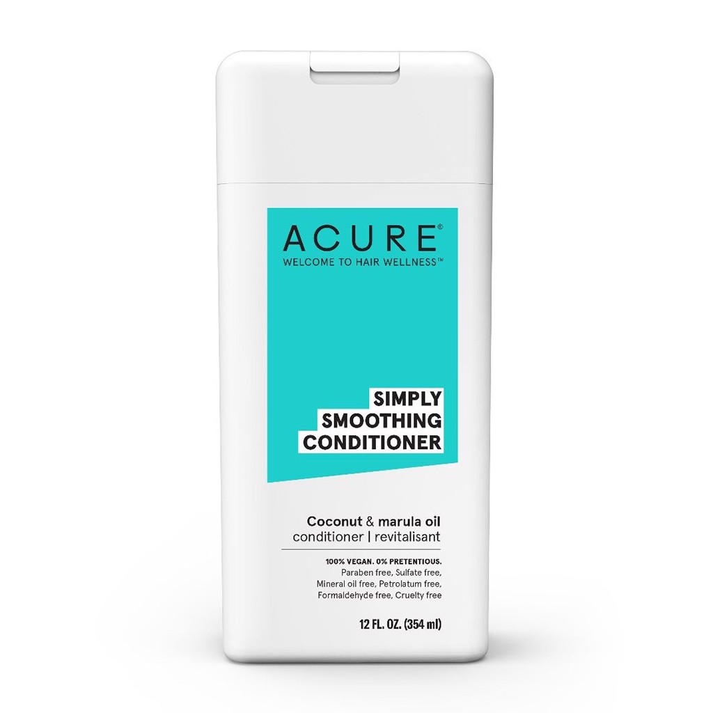 Dầu Xả ACURE Simply Smoothing - 354ml