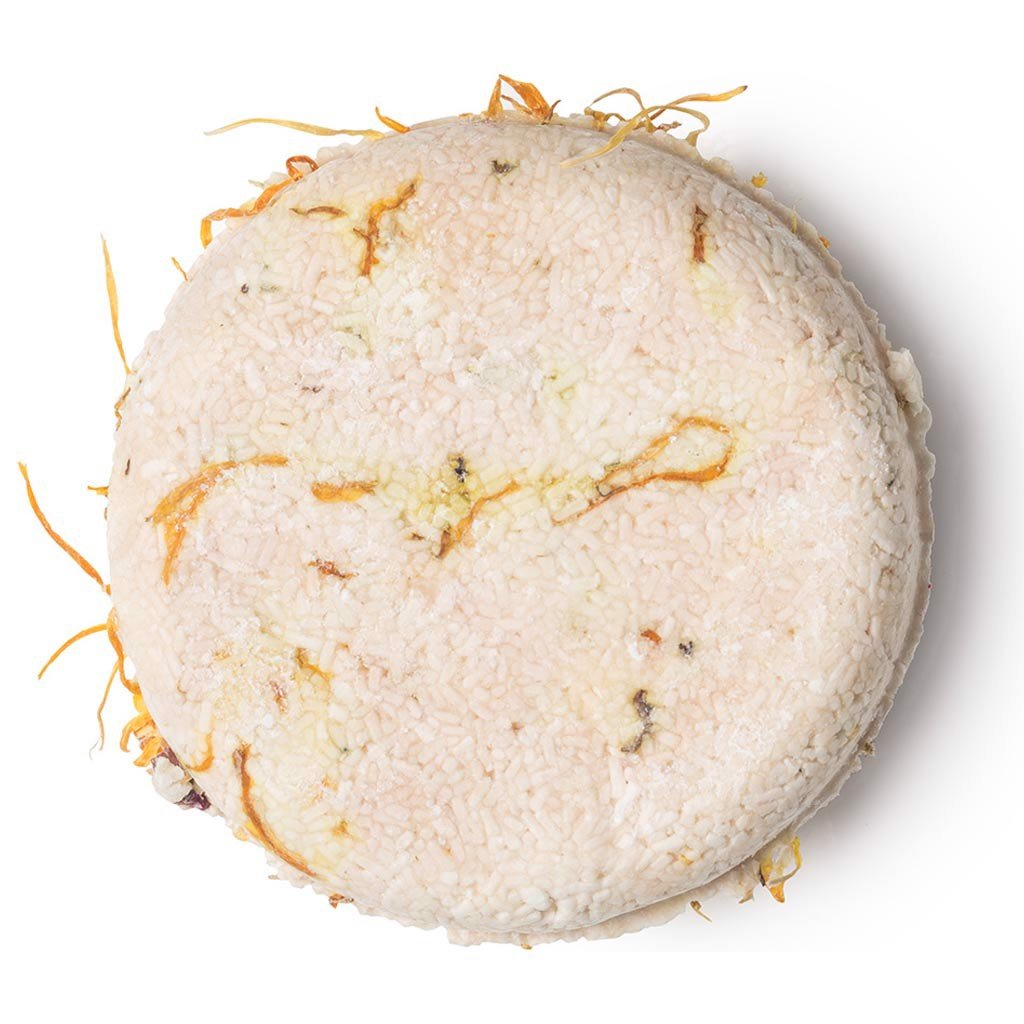 Bánh Dầu Gội Lush | Soak and Float | 55gr