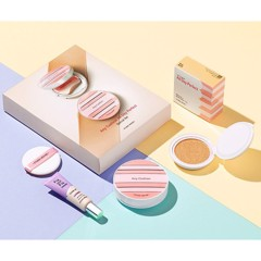 SET cushion trang điểm Etude House All Day Perfect Special Set