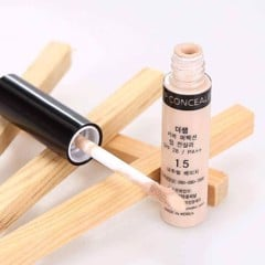 Che khuyết điểm nổi tiếng Cover Perfection Tip Concealer Contour Beige của The Saem