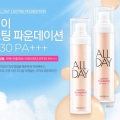 Kem nền All Day Lasting Foundation – 40ml
