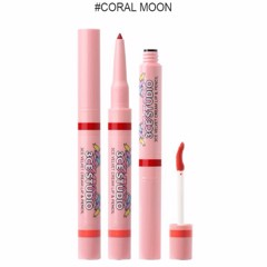 Son 2 đầu 3CE Studio Velvet Cream Lip & Pencil