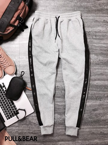 P.B Jogger with side stripes