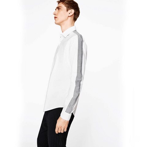 ZRA Plain Oxford Shirt