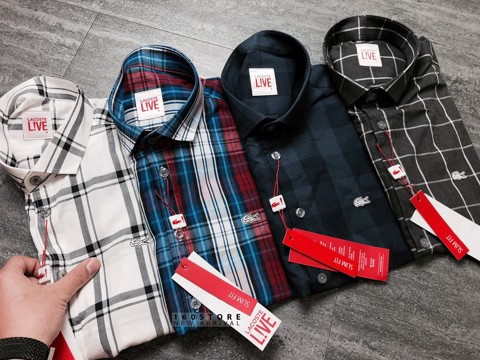 LCST Flannel Shirts