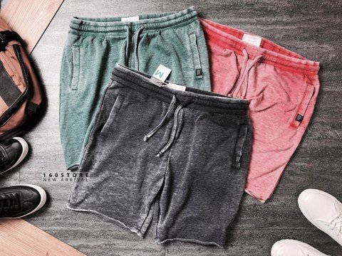 PRI.MARK Wash Shorts