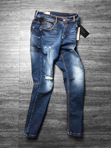 ZRA Premium Jeans with Rip