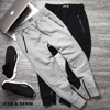 Icon & Denim Jogger Zip Pants