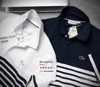 LCST Stripped SLim Fit Polos
